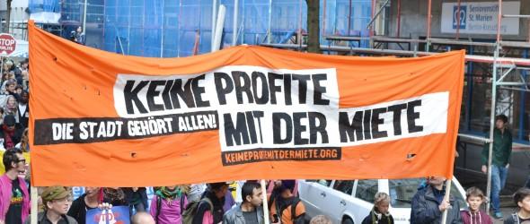 Auch ausserhalb Göttingens: Kritik an hohe Mieten