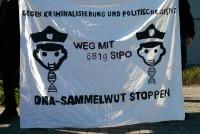 "Transparent: ""Weg mit §81g StPO"""