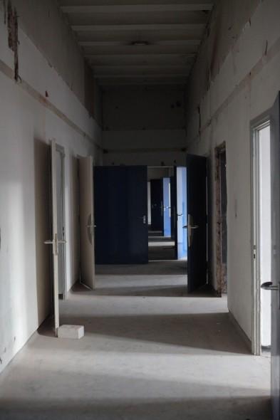 Reichlich Platz: Als Wohnheim bot das Gebäude Raum für mehr als 60 Personen