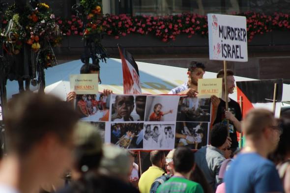 Ohne ging es scheinbar nicht - Bilder von verletzten und getöteten Kindern