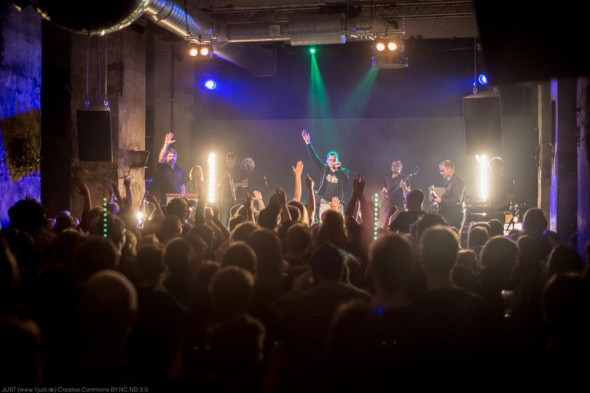 Refpolk und Berlin Boom Orchestra