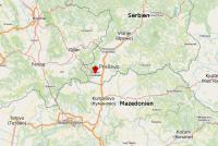"""Preševo liegt kurz hinter der serbisch/mazedonischen Grenze und ist Teil der """"Balkanroute"""""""