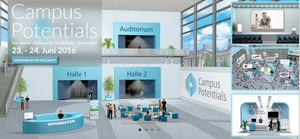 """Neben Plakatwerbung bietet die Deutsche Hochschulwerbung auch """"Personalmarketing"""" an: Die Vermittlung von Humankapital an zahlungskräftige Unternehmen."""