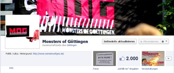 Wir begrüßen unseren 2.000ten Facebook-Fan!